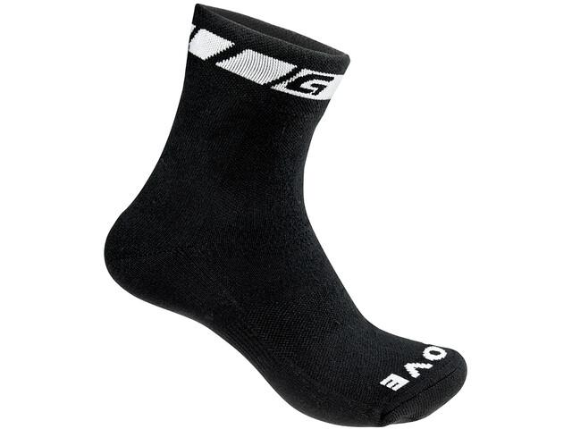 GripGrab Spring/Fall Midseason Socks black